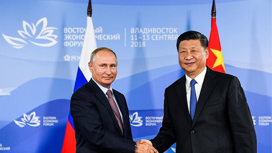 Στην Άπω Ανατολή στρέφει το βλέμμα του ο Πούτιν