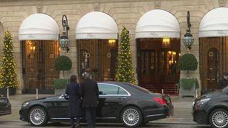 Saudi princess 'has €800,000 of jewellery stolen' from Ritz hotel in Paris