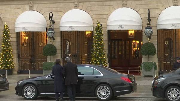 Saudi princess 'has €800,000 of jewellery stolen' from Ritz hotel in Paris
