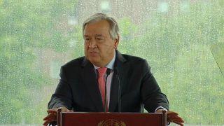 [Vídeo] La ONU da dos años de plazo para frenar el Cambio Climático
