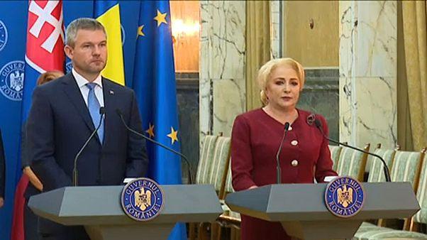 Szlovákia támogatja Románia schengeni csatlakozását