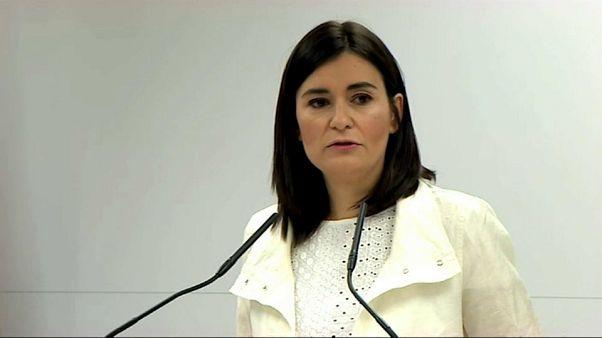 Dimite la ministra de Sanidad Carmen Montón