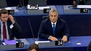 Raw Politics: Orban defiant despite spectre of Article 7