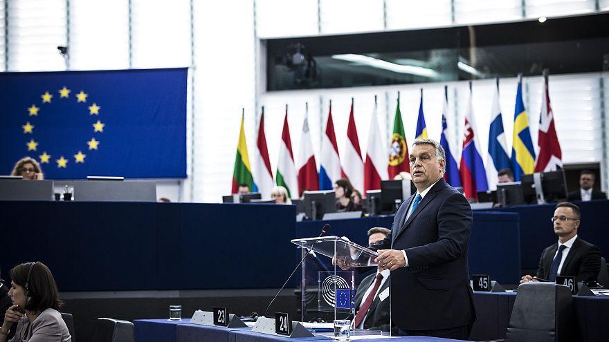 Orbán: sérti a magyar embereket a jelentés