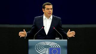 Tsipras warns of battle to save EU