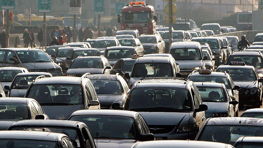 La ciudad de Bruselas prohibe la circulación a los viejos diesel