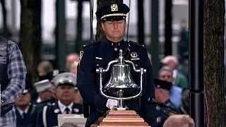 Hommage aux victimes du 11 septembre, 17 ans après