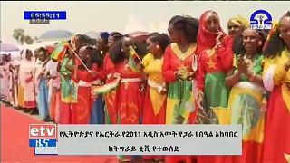 Etiópia e Eritreia reabrem fronteiras depois de 20 anos de conflito