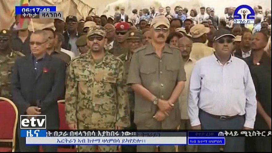 Grenzöffnung zwischen Äthiopien und Eritrea