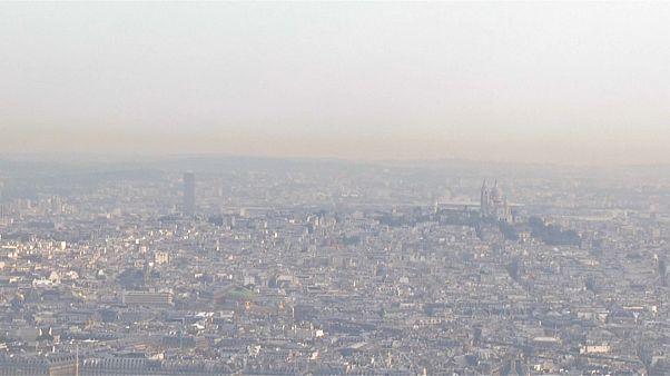 العاصمة الفرنسية باريس