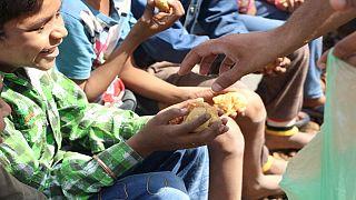 بیش از ۸۲۰ میلیون نفر از مردم جهان گرسنهاند