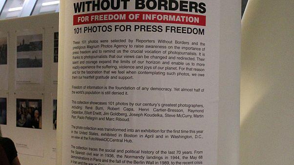 Avusturyalı gazeteci Ankara'da tutuklandı