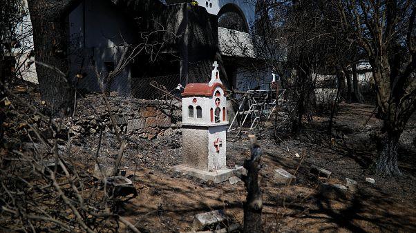 Στους 99 οι νεκροί από την πυρκαγιά στην Ανατολική Αττική