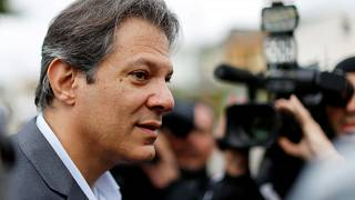 Haddad substitui Lula na corrida à presidência do Brasil