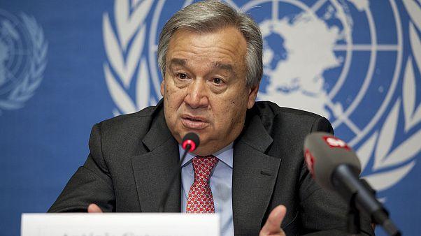 أنطونيو غوتيريش: من الضروري تجنب أي معركة شاملة في إدلب السورية