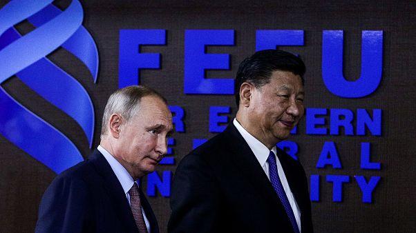 Ρωσία-Κίνα: Επίδειξη στρατιωτικής ισχύος