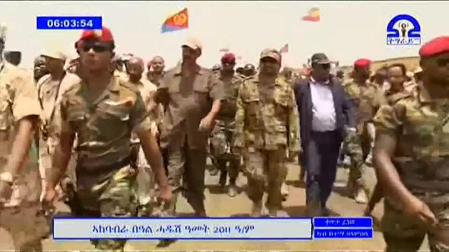 Újranyitották a határt Etiópia és Eritrea között