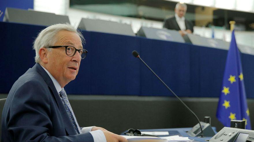 ژان کلود یونکر، رئیس اتحادیه اروپا