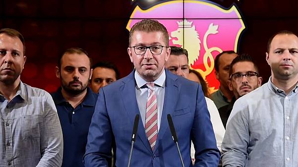 ΠΓΔΜ: Ψήφο κατά συνείδηση προτείνει το VMPO-DPME