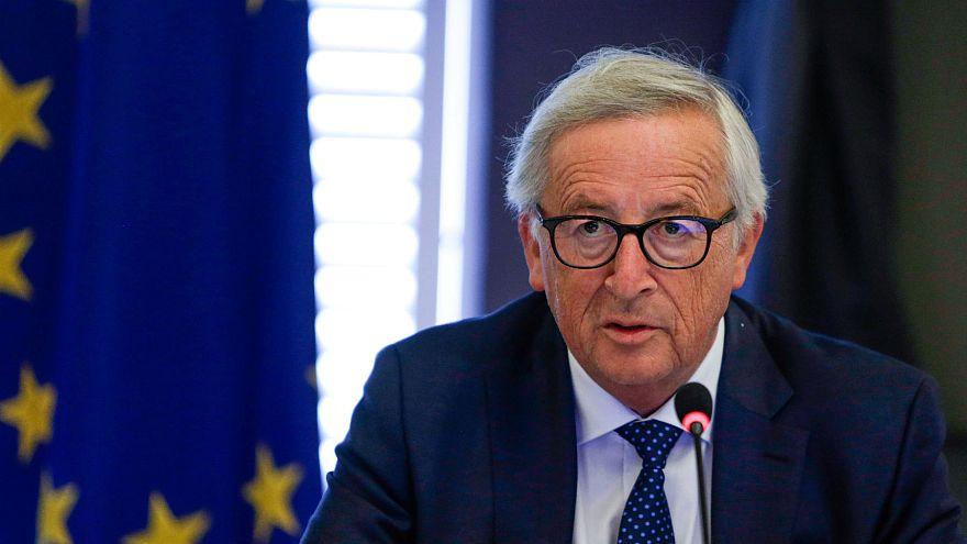 Euro, göç, milliyetçilik, Brexit...11 maddede Juncker'in konuşması
