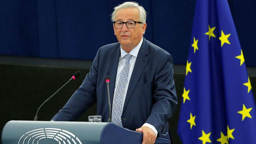 Juncker dresse le bilan de l'année dans son discours de l'Union