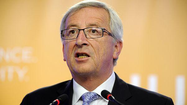 Главное из послания Юнкера ЕС