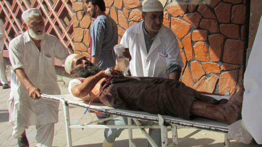ارتفاع حصيلة قتلى تفجير ننكرهار الأفغانية إلى 68