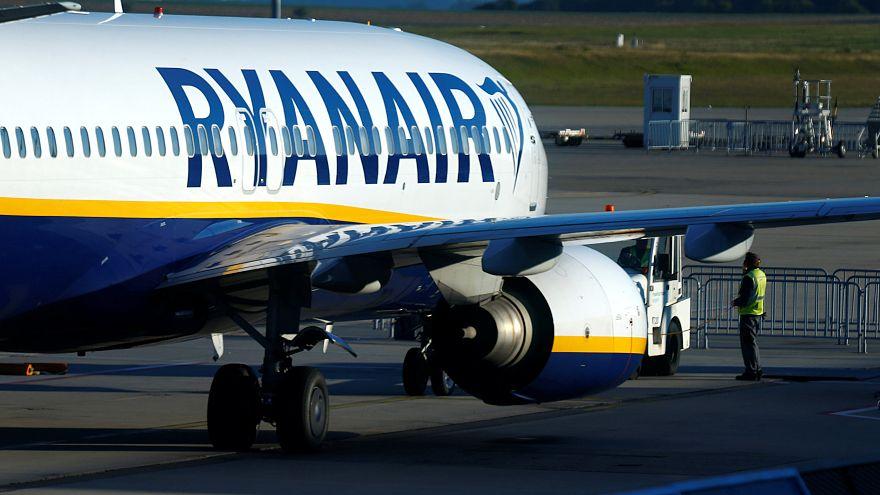 Grève chez Ryanair : 150 vols annulés