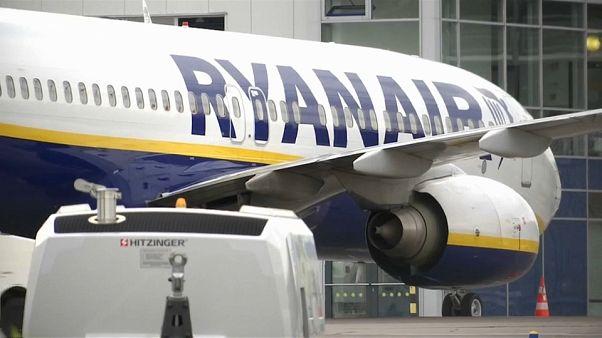 Ryanair, 150 voli cancellati per sciopero