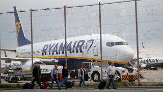 В Германии бастуют пилоты Ryanair