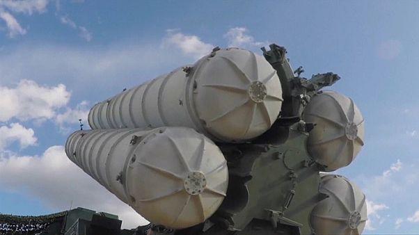 Russland beginnt Militärmanöver Vostock 2018