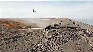 Exercicios militares Vostok 2018