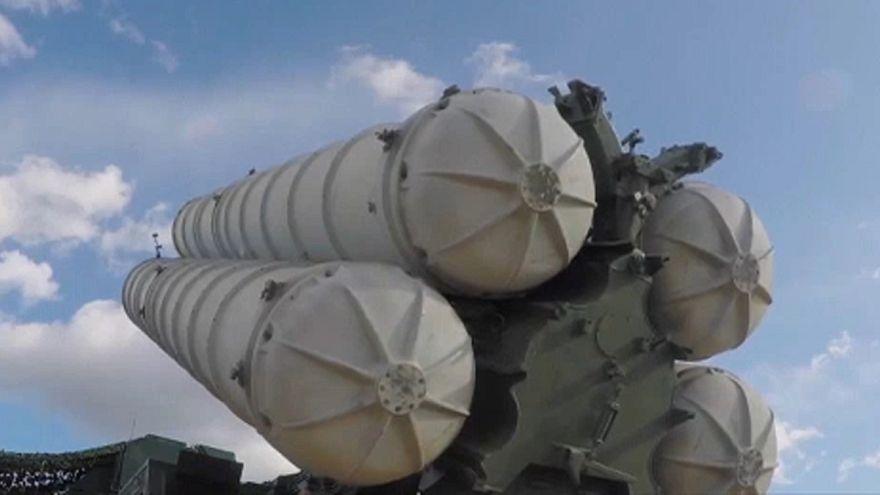 Világháború méretű hadgyakorlat
