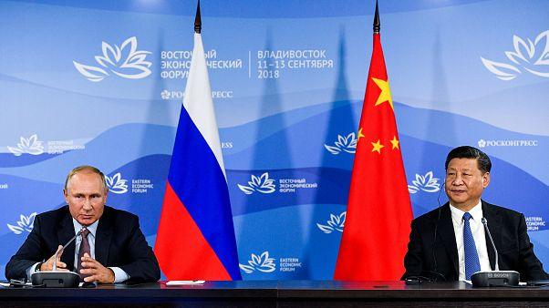 """Opération """"Vostok-2018"""" : à quoi joue la Russie?"""