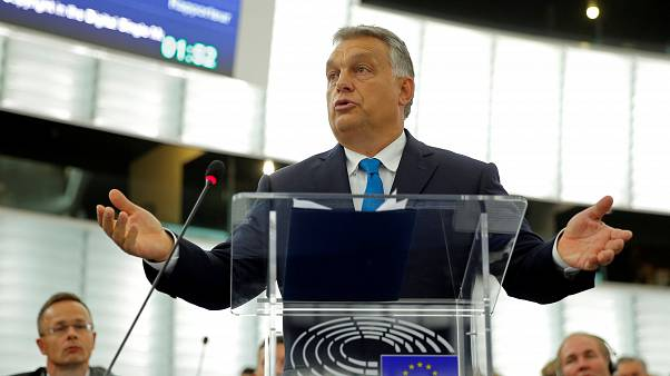 Hungary decides whether to take legal steps to challenge European Parliament vote
