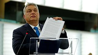 European Parliament votes to trigger Article 7 sanctions procedure against Hungary