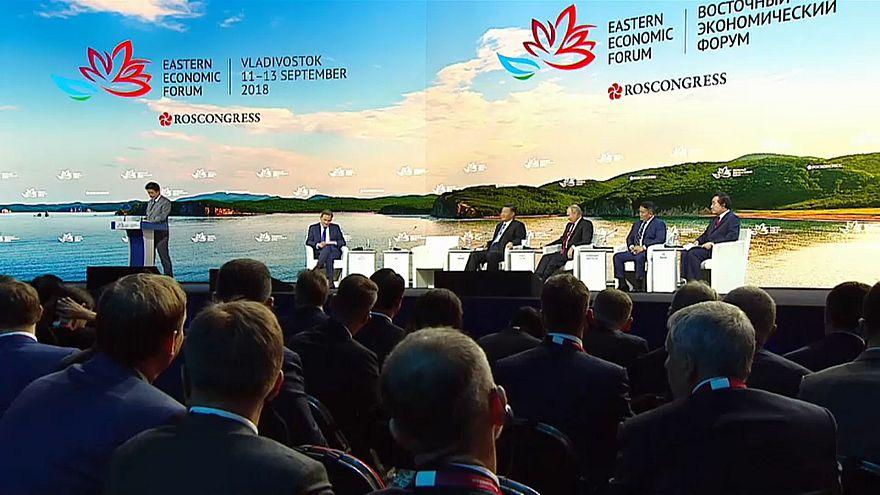 Putin bietet Japan Friedensvertrag an
