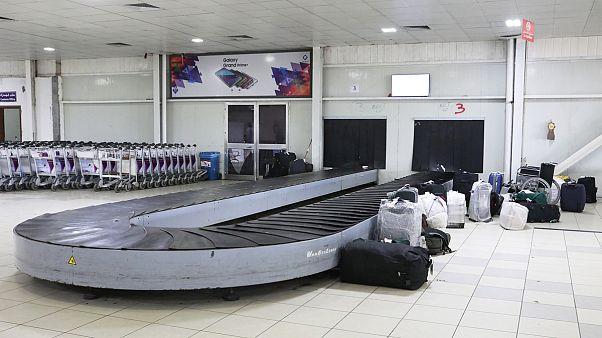 Rakétatámadások Tripoli repterén