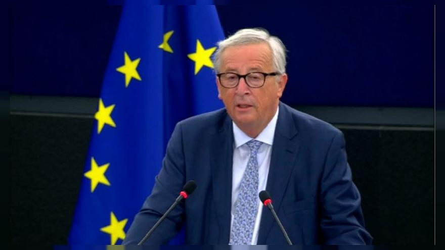 "Juncker: ""Europa deve assumir papel global"""