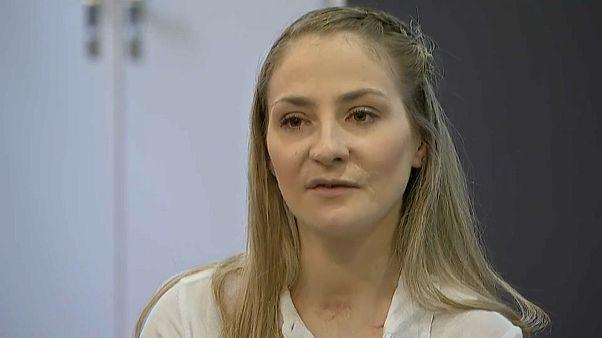 """Kristina Vogel: """"Ich will ins Leben zurück"""""""