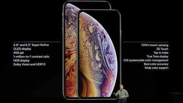اپل از از آیفون Xs رونمایی کرد