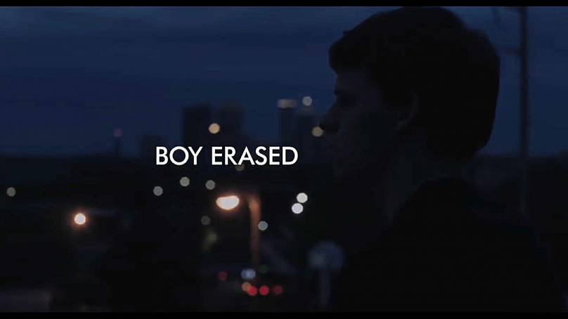 """Boy Erased"", Joel Edgerton - FOCUS FEATURES"