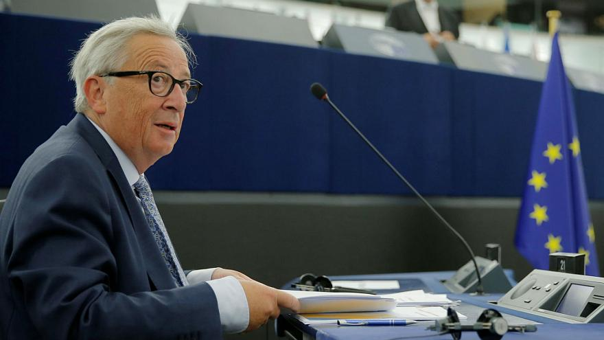 5 things to know about Juncker's State of the Union speech