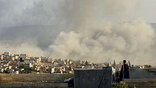 سازمان ملل: ارتش سوریه در ادلب و دمشق از گاز کلر و موشک ایرانی استفاده کرده است