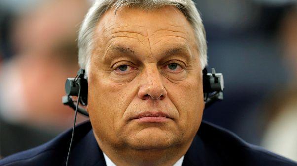 Procédure offensive du Parlement européen contre la Hongrie