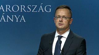 """El gobierno húngaro califica de """"revancha"""" la sanción del Parlamento Europeo"""