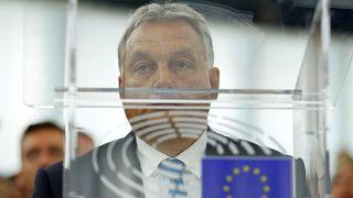 Ungheria: l'Europarlamento contro Orban