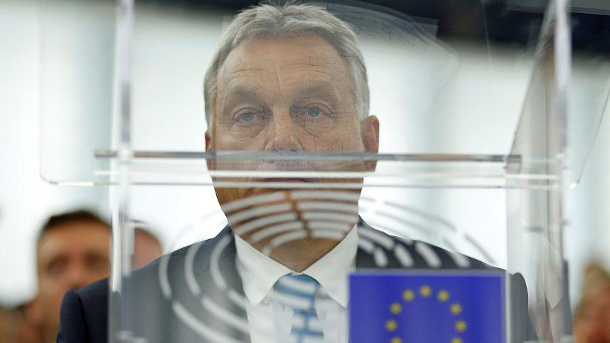 رئيس الوزراء المجري فيكتور أوروبا