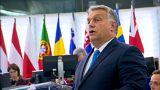 EU: Tatzen für Ungarn
