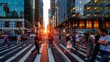 بسبب البريكست.... نيويورك تفوقت على لندن في الجاذبية وتصبح أول مركز مالي عالميا